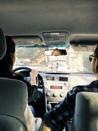 Uber Navigation - дизайн приложения навигация для водителей, фото 9