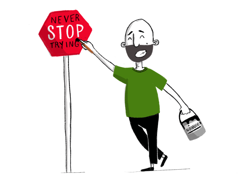 Великий дизайнер… Знает как подстраивать под себя правила