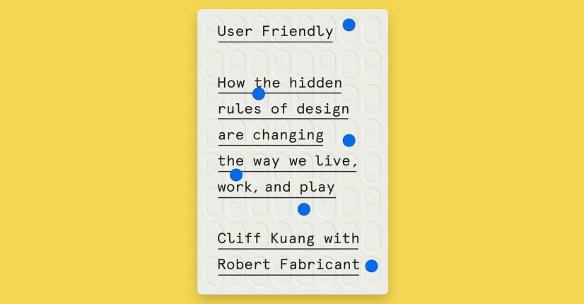 User Friendly, Cliff Kuang